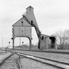 Jeff Brouws - Coaling Tower #12
