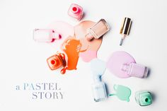 Sharing with you 3 of my favorite nail trends for spring on #TheChriselleFactor today