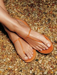 5 Ways to Fake Sandal-Ready Feet Without a Pedicure: Daily Beauty Reporter: Daily Beauty Reporter: allure.com