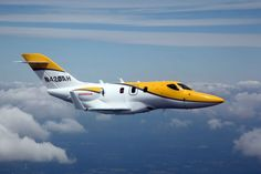 O HondaJet é um dos aviões oferecidos pela Líder Aviação no Brasil (Honda Aircraft)