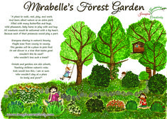 Forest Garden vision: Imagine a both/and beyond place Forest Garden, Learning, Nature, Woodland Garden, Naturaleza, Studying, Teaching, Nature Illustration, Off Grid