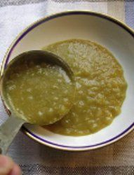 Delicious Split Pea Soup