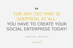#BusinessQuote #Social #CRM