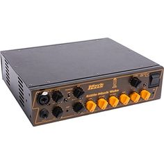 Markbass Little Mark Tube Bass Amp Head *** You can get additional details at the image link.
