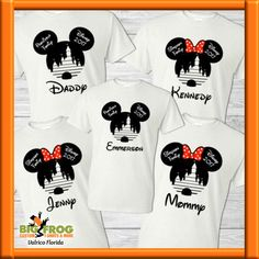 881dfa4ea Family vacation custom t-shirts. Get your custom graphic tees at Big Frog in
