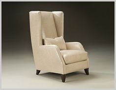 Rob Lounge Chair by Ransom Culler