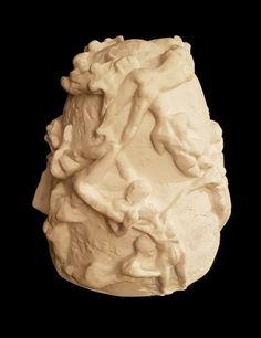 Alfonso Ortiz Remacha  Ónfalo, el ombligo del mundo Galería Pilar Ginés Lion Sculpture, Desserts, Food, World, Riveting, Belly Button, Sculptures, Tailgate Desserts, Deserts