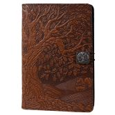 Beautiful leather iPad cases by oberon Design