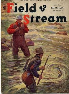 Field and Stream 1935