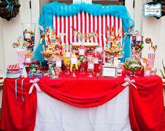 Circus Birthday!