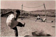 how children played. Joy Of Life, Yesterday And Today, Soccer Ball, Football Soccer, Old Photos, Kids Playing, Photo S, Jeans, Greece