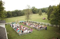 Kristen + Chad - Southern Weddings