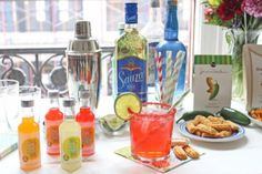 Easiest DIY Margarita Bar: Make Your Own Margs in Minutes