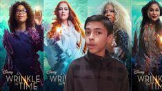 Film Review: A Wrinkle in Time by KIDS FIRST! Film Critic Ryan R. #KIDSFIRST! #Disney #AWrinkleInTime Ryan R, Jennifer Lee, A Wrinkle In Time, Film Review, Oprah Winfrey, Critic, Interview, Disney, Kids