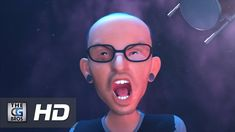 "CGI 3D Animated Short: ""Chester Bennington Tribute""  - by Anthill Studios - YouTube"