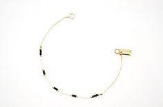 Aztec Black Pattern Bracelet