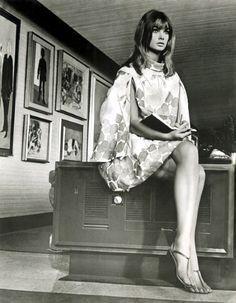 Jean Shrimpton,1967.