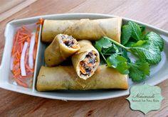 Best Vietnamese egg roll recipe ever!