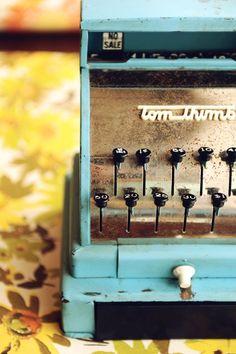 Tom Thumb - Cash Register