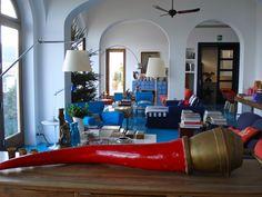 Alexandra D. Foster Destinations Perfected: Sorrento, Italy - La Maison Minervetta