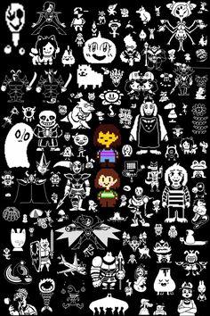 Undertale Costumes, Undertale Memes, Der Alchemist, Character Wallpaper, Geek Out, Best Games, Iphone Wallpaper, Creepy, Images