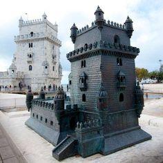 Torre de Belém in Belém, Região de Lisboa | Portugal