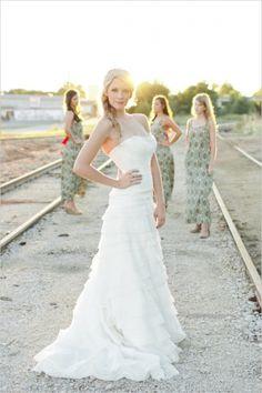 photo by christine bonnivier #desertwedding #southwestwedding #weddingchicks http://www.weddingchicks.com/2014/01/01/vibrant-desert-wedding-inspiration/