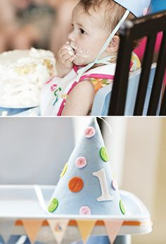 Playful Row Your Boat First Birthday Party - smash cake - Charm City Cakes - Tim Riddick Photography