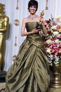 Hilary Swank in Randolph Duke  (2000) Best Actress Oscar for Boys Don't Cry