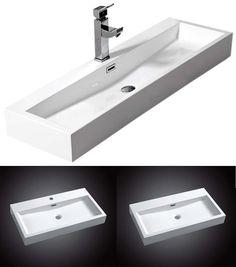 details zu wandwaschbecken design waschtisch aufsatzwaschbecken gussmarmor bs6002 - Corian Dusche Osterreich