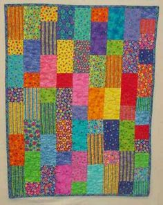 cute simple quilt pattern