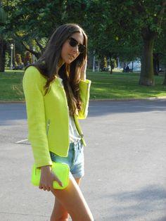 awesome jacket! awesome colour!