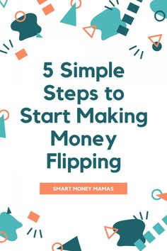 Want to make money selling things around your home or from undervalued treasures? Learn how to start flipping for profit today! Make Money Today, Make More Money, Extra Money, Make Money Online, Work From Home Jobs, Money From Home, How To Attract Customers, Saving For Retirement, Time Management Tips