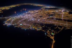 Vincent Laforet takes a helicopter up to 7,200 feet to capture amazing views of San Francisco.