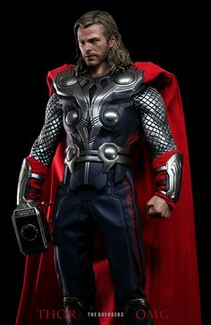 Hot Toys - The Avengers: Thor Photo Reviews - Sideshow Freaks