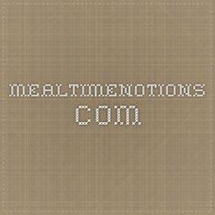 mealtimenotions.com