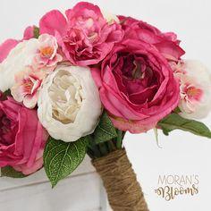 Planning A Fantastic Flower Wedding Bouquet – Bridezilla Flowers Silk Bridal Bouquet, Peony Bouquet Wedding, Floral Wedding, Wedding Flowers, Bridal Bouquets, Silk Peonies, Peonies Bouquet, Silk Flowers, Wedding Photo Walls