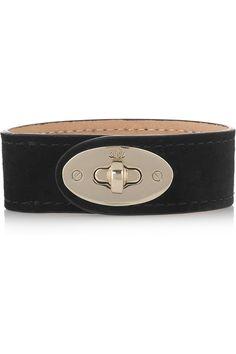 Mulberry|Bayswater suede bracelet|