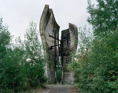 Gallery of Yugoslavia Forgotten Monuments - 9