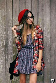 sokak stili elbise