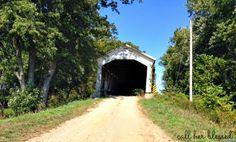 Parke County covered bridge