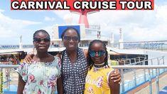 Carnival Cruise Valor Vlog 2018   Ship Tour   DNVlogsLife - YouTube