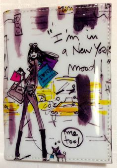 Izak Passport Case Urban Sassy | eBay