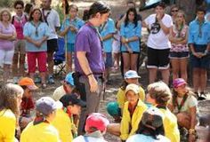2- Una etapa importante de mi vida fue la formación como Monitora de Ocio y Tiempo Libre, y el desarrollo personal como educadora con niños durante mas de tres años en actividades al aire libre.