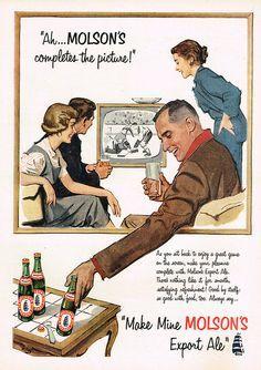 Vintage ballantine beer ads - Google Search