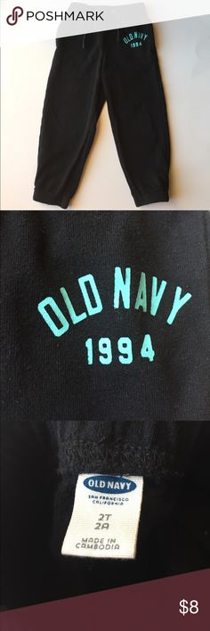Boys Old Navy joggers Boys Old Navy joggers in good condition. Old Navy Bottoms Sweatpants & Joggers