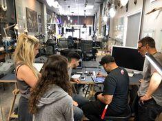 Tattoo Apprenticeship, Tattoos, Tattoo, A Tattoo, Tattoo Ink, Time Tattoos