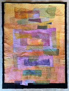 Sherrie loves color!: Quilts, showers and flowers