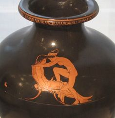 View album on Yandex. Ancient Greek Sculpture, Ancient Greek Art, Ancient Greece, Greek Drawing, Greek Mythological Creatures, Greece Art, Greek Pottery, Queer Art, Roman Art