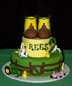 john deere birthday party food ideas | Visit catchmyparty.com